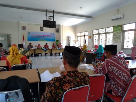 Musyawarah Antara Desa (MAD) Kecamatan pundong
